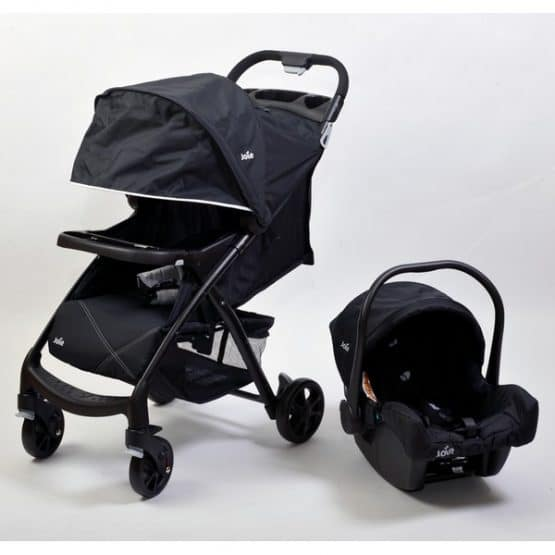 עגלה + סלקל מיוז MUZE travel system של ג'ואי JOIE